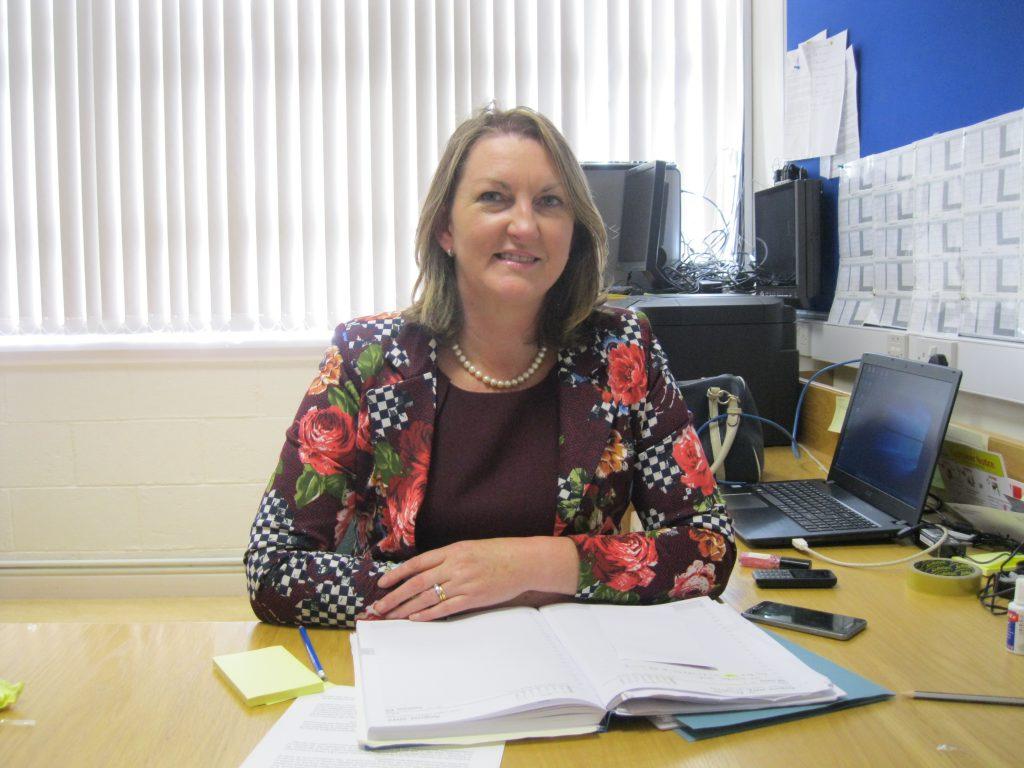 Pauline McBrien, Principal